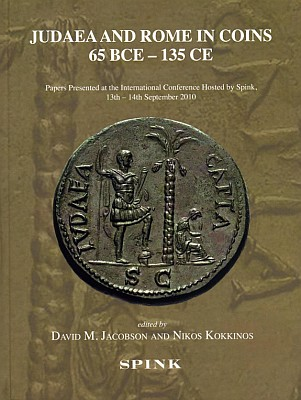 Judaea and Rome in Coins 65 BCE – 135 CE