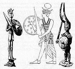 Warrior of the Shardana